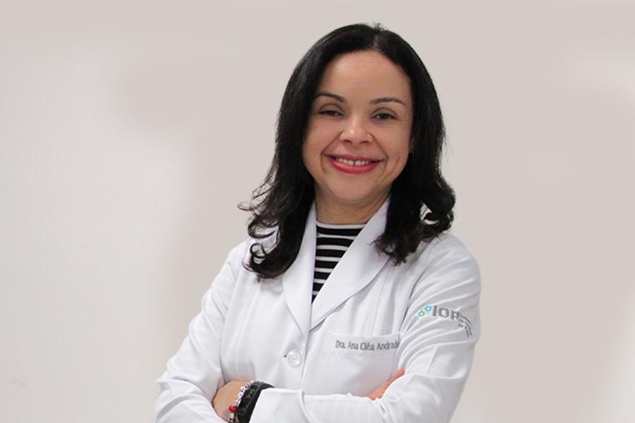 Dra. Ana Cléa S. Andrade