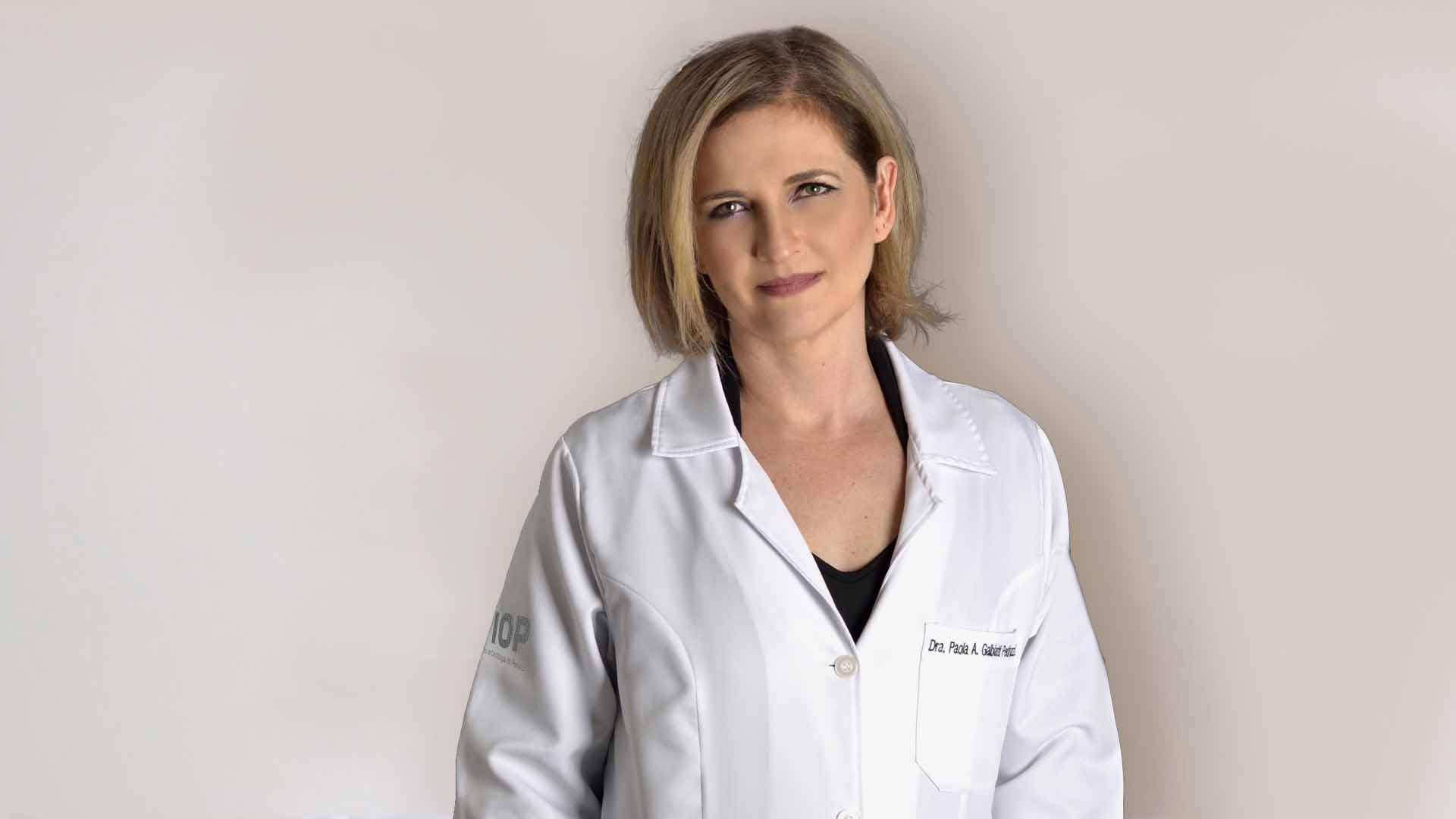 Dra. Paola A. G. Pedruzzi