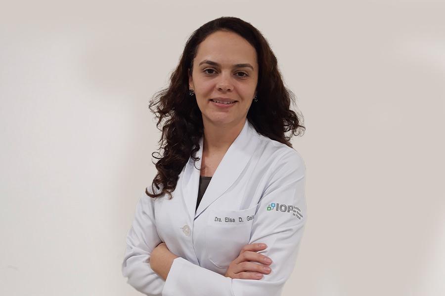 Dra. Elisa Daniele Gaio