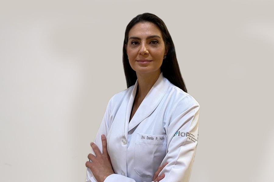 Dra. Danila Pinheiro Hubie